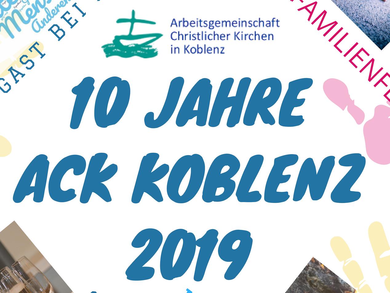 Jubiläum: 10 Jahre ACK Koblenz