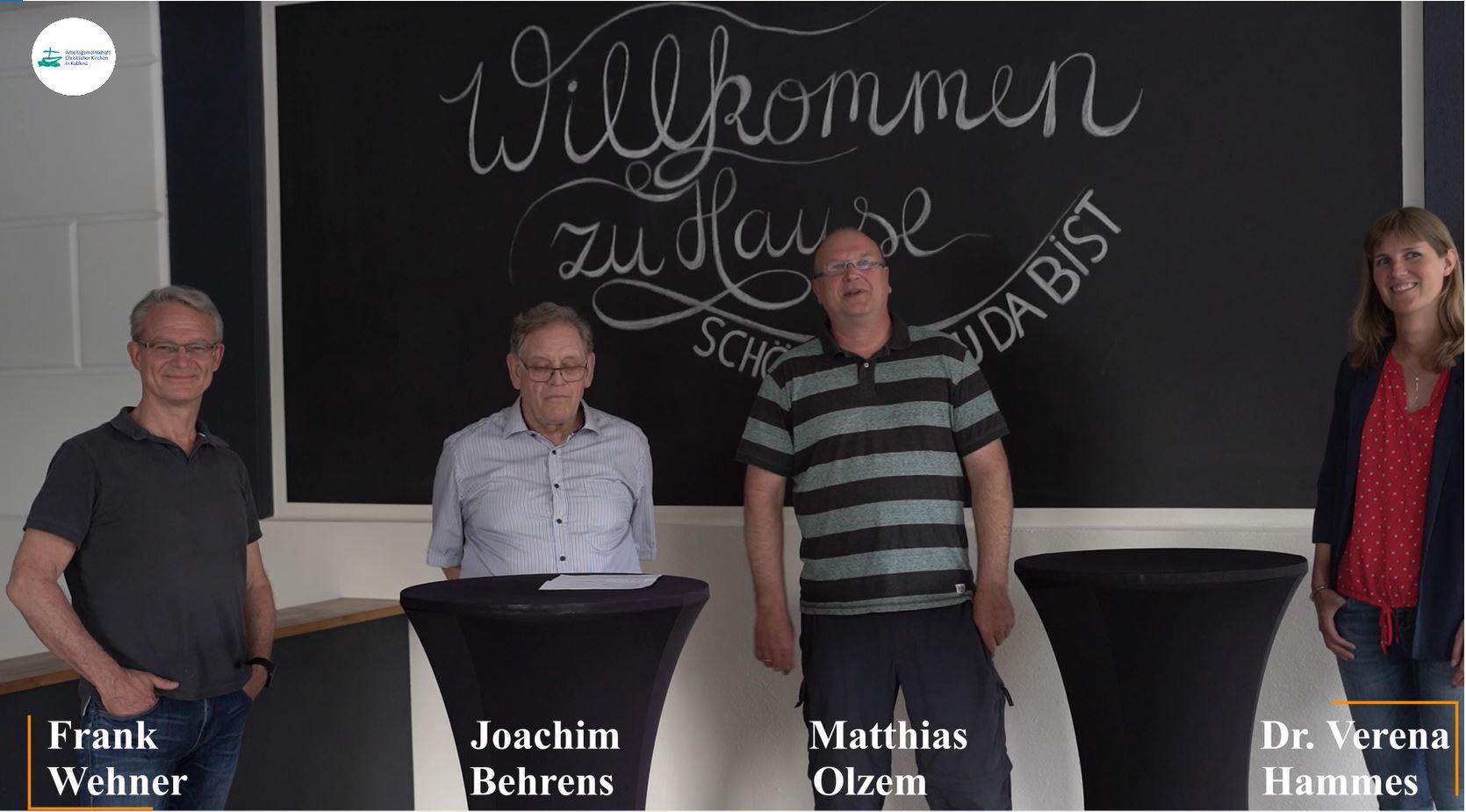 Pfingstgruß der ACK Koblenz