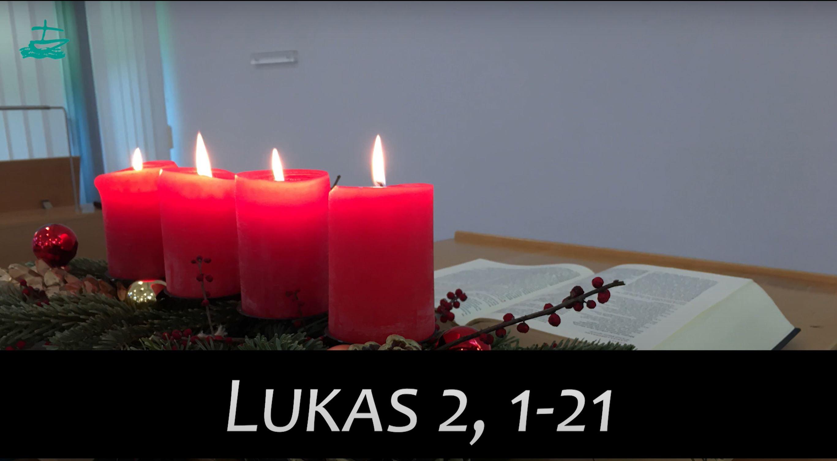 Weihnachtsgruß der ACK Koblenz